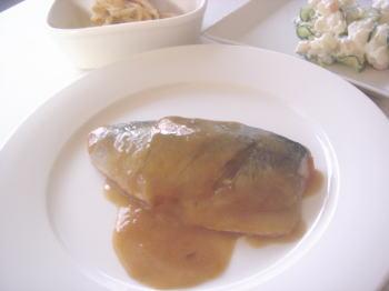 鯖の味噌煮