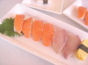 お家でにぎり寿司