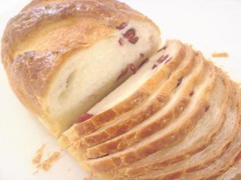 クランベリーパン