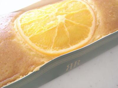 リーガロイヤルホテル-ブリリアントオレンジケーキ