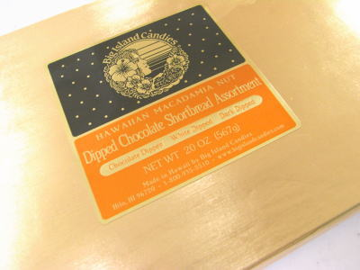 ディップド・チョコレート・ショートブレッド・アソートメント・クッキー