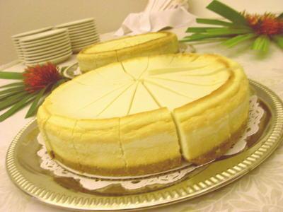 ハワイアン・チーズケーキ