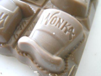 チャーリーとチョコレート工場のWONKA