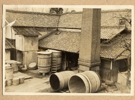 20年代 酒蔵