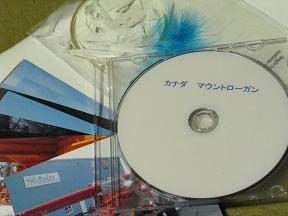 DVDが届いた