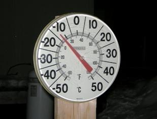 ただいまの気温は
