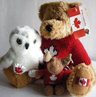 カナダ生まれ