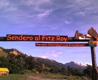 フィッツ・ロイへの道