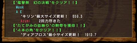 狩猟生活日記 - 3/3