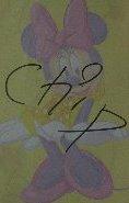 チップのサイン