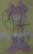 メリーポピンズのサイン