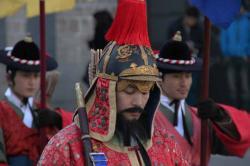 韓国の赤7