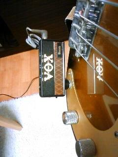 Vox Headfone Amp