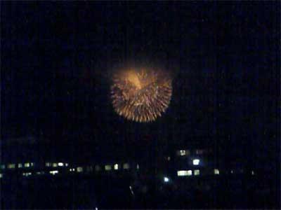うつのみや花火大会2009