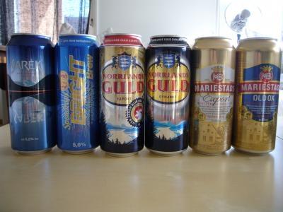 ビールたち
