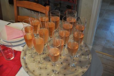 ピンクシャンパン