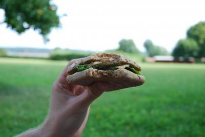 サンドイッチだよ