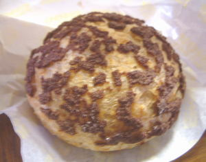 チョコクッキーシュー