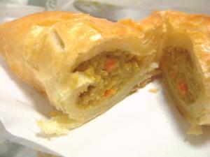 カレーのパイ。