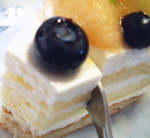 このケーキはおすすめ。絶対。