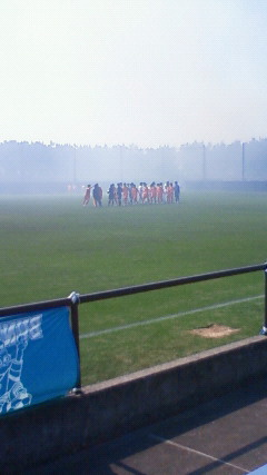 サッカーと火事3