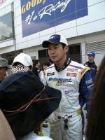 飯田 章選手