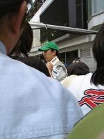 小暮 卓史選手