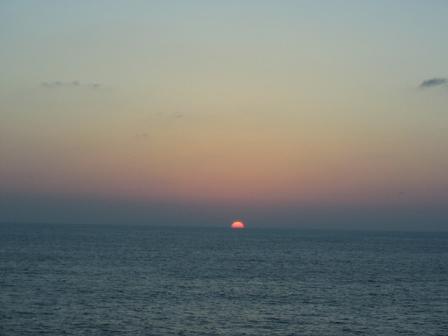 日の出:1