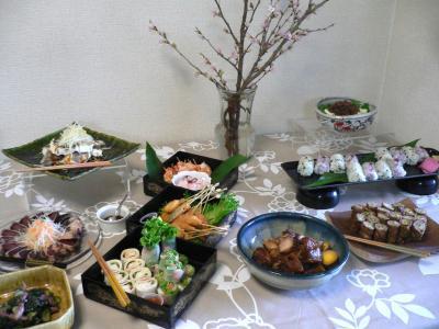桜 SAKURA パーティー
