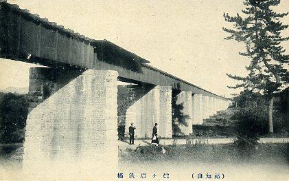蛇ヶ端鉄橋