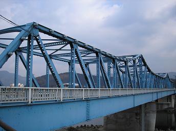 大堰橋現在