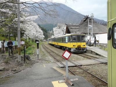 20090422-24野岩鉄道、会津鉄道、只見線、上越線の旅 031