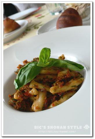 シチリア料理