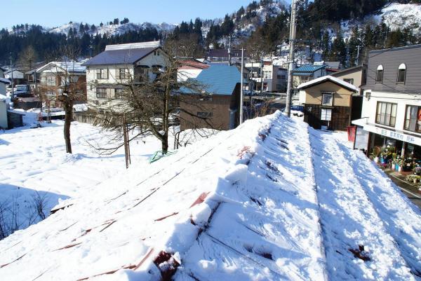 雪降ろし3