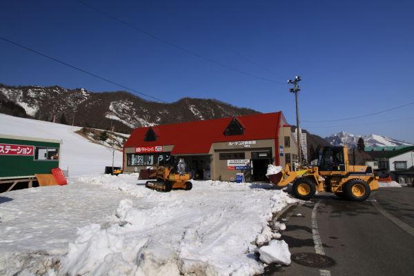 スキー場4