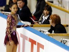 日米対抗フィギュアスケート1