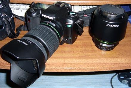 *istDS+smc PENTAX DA 16-45mm F4 ED AL