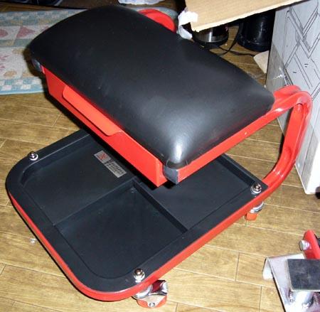 アストロ製作業椅子