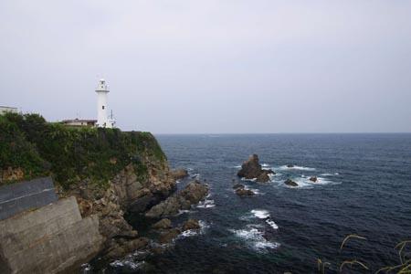 大王崎灯台