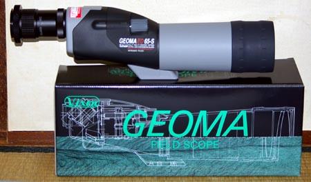 Vixen GEOMA ED65-S
