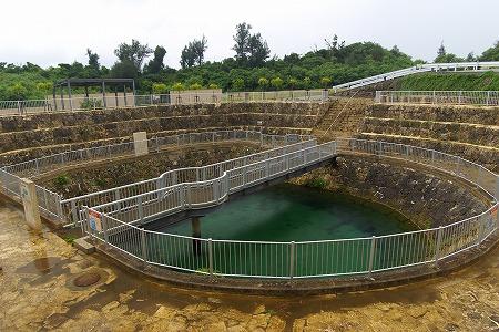 地下ダム施設