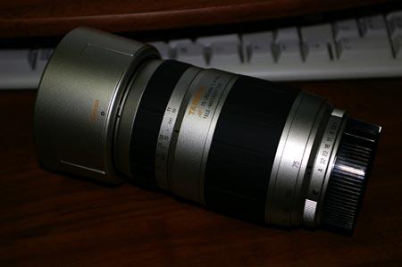 TAMRON AF 75-300mm F/4-5.6 LD MACRO (1:3.9)