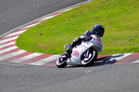 2007MINI-MOTO OPENクラス ウィナー