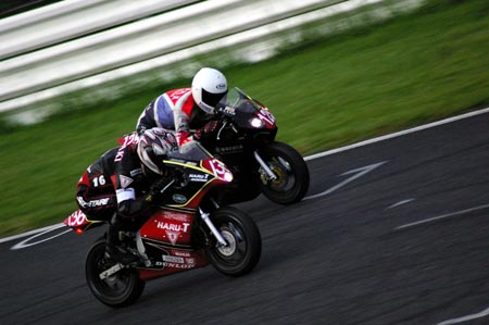 2007MINI-MOTO OPENクラス
