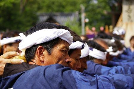 百舌鳥八幡宮月見祭