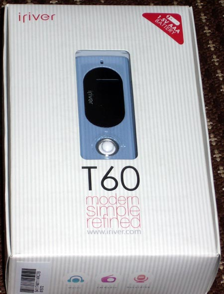 iriver T60