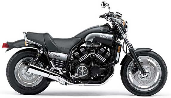 Yamaha V Max 1200 99