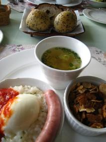 蔵王メッツ朝食