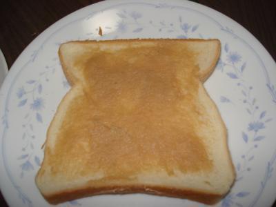 酒粕トースト1