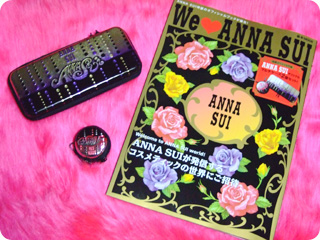 We love ANNA SUI